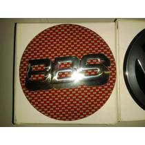 Logo Bbs Vw 70mm P/ Rodas Zunky E Rodera Mdk
