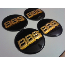 Logo Porsche Bbs 65mm P/ Rodas Bbs Marca Brw Wheels Mdk