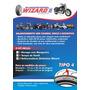 Balanceamento Moto Roda Pneu Kit 4 Triumph Husqvarna 15 Unid