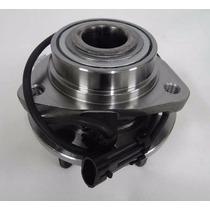 Cubo Roda Dianteira C/rolamento Gm S10 Blazer 98/2011 C/abs