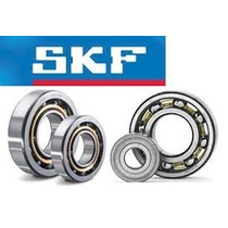 Kit 4 Rolamentos Diant Tras Peugeot 206 Sem Abs Skf