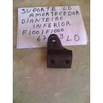 Suporte Amortecedor Dianteiro Inferior F100 F1000 67/83 L/d