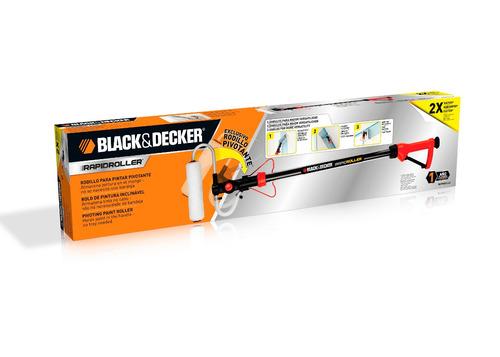 Rolo De Pintura Rapid Roller Bdpr400 C/ Haste Black & Decker