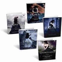Coleção Completa - Série Fallen - 05 Livros - Lauren Kate
