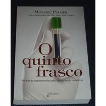 O Quinto Frasco Michael Palmer Romance Livro Novo