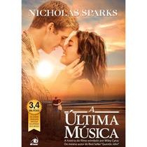 Livro - A Ultima Musica - Nicholas Sparks