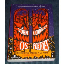 Os Portôes John Connolly Romance Livro Novo