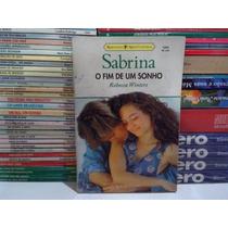 Livro - O Fim De Um Sonho - Sabrina 1264 - Rebecca Winters