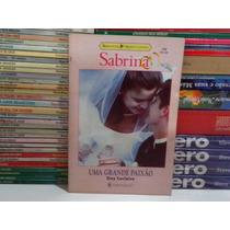 Livro- Uma Grande Paixão Sabrina Coleção Noivas 128 -