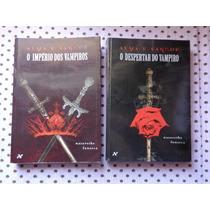 Livros - Alma E Sangue (2 Volumes)