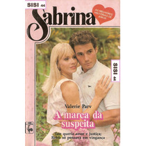 Sabrina A Marca Da Suspeita Valerie Parv 679 Nova Cultural