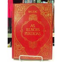 Livro - As Ilusões Perdidas - Honor É De Balzac