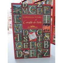 Livro Coração De Tinta Cornélia Funke Center Livros 2004