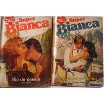 Pacote/lote Com 10 Romances Super Bianca Florzinha