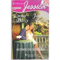 Livro Harlequim Jessica 2 Histórias Ed. 88 Especial