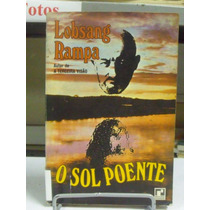 Livro - O Sol Poente - Lobsang Rampa - Frete Grátis