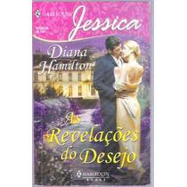 Livro Harlequin Jessica As Revelações Do Desjo Ed. 85