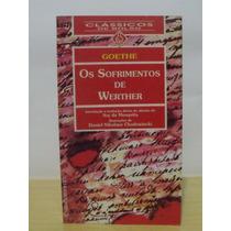 Livro - Os Sofrimentos De Werther - Goethe