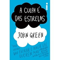 Livro - A Culpa É Das Estrelas - John Green