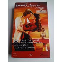 Livro Harlequin Desejo Dueto Ed. 11