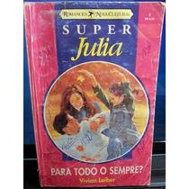 Romance Super Julia Nº002 - Nova Cultural - Frete Grátis