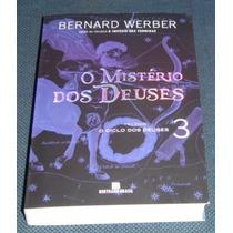 O Misterio Dos Deuses Trilogia 3 Bernard Werber Livro Novo