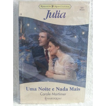 Romance: Julia Nova Cultural Nº1237 - Frete Grátis
