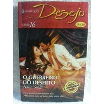Romance: Desejo Harlequin Nº016 Nalini Singh - Frete Grátis