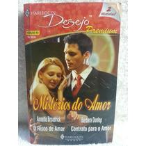 Romance Harlequin Desejo 2 Hist Premium Nº03 - Frete Grátis