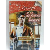 Romance: Desejo Harlequin Nº079 Maureen Child - Frete Grátis