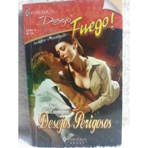 Romance Harlequin Desejo Fuego! Nº10 - Frete Grátis