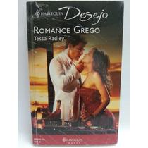 Romance: Desejo Harlequin Nº103 Tessa Radley - Frete Grátis