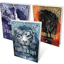 Kit Livros - Série A Maldição Do Tigre (3 Livros) #