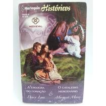 Romance: Harlequin Históricos Medieval Nº079 - Frete Grátis