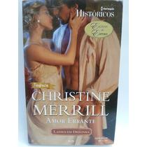 Romance: Harlequin Históricos Regência Nº098 - Frete Grátis