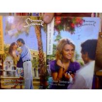 Lote De 10 Revistas Romances Harlequin Special