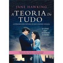 A Teoria De Tudo Livro Stephen Hawking, Jane Esclerose