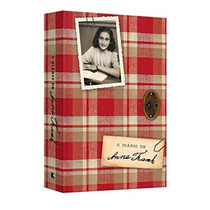 O Diário De Anne Frank Livro Otto H. Frank Segunda Guerra