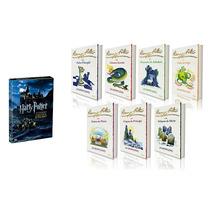 Coleção Harry Potter (7 Livros + 8 Dvds) #