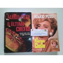 2 Livros Mario Puzo O Poderoso Chefão E O Último Chefão