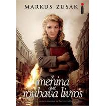 A Menina Que Roubava Livros   Livro Novo Com A Capa Do Filme