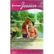 Livro Harlequin Jessica 2 Histórias Ed. 171