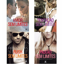 Paixao Rush Amor Tentação Sem Limites 4 Livros Abbi Glines