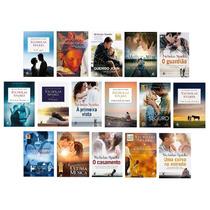 Kit Livros - Coleção Nicholas Sparks (16 Livros) !