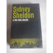 Livro Sidney Sheldon-a Ira Dos Anjos Novo ,lacrado !