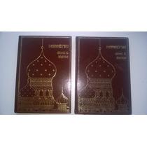 Edição De Luxo: Crime E Castigo - Dostoiévski (2 Volumes)