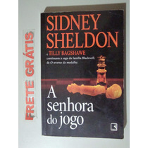 Livro A Senhora Do Jogo - Sidney Sheldon