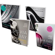 Kit Livros - Série Crossfire (4 Livros) Sylvia Day Toda Sua