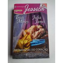Livro Harlequin Jessica 2 Histórias Ed. 89
