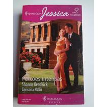 Livro Harlequin Jessica 2 Historias Ed. 144